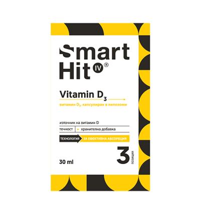 Picture of SMARTHIT/СМАРТХИТ ВИТАМИН D3 30 МЛ.